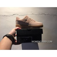 Suede 35 Anniversary Powder Nike Air Force 1 Af1 Low Aa1117-600 Women Shoes And Men Cheap To Buy