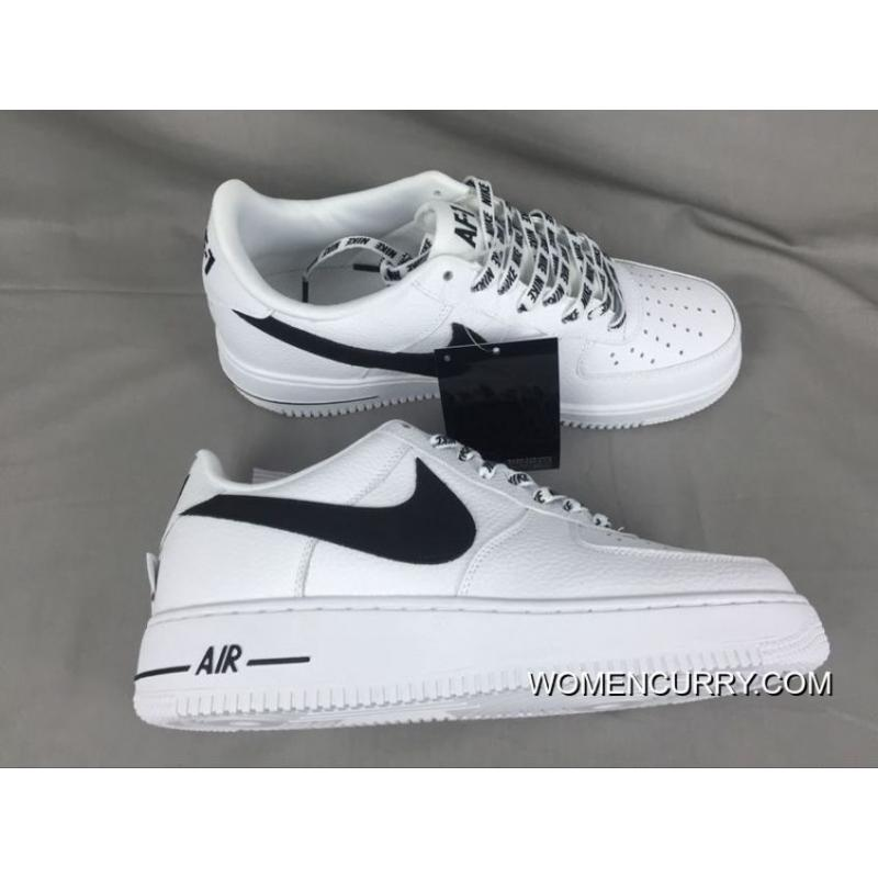 ... For Sale Nike Air Force 1 Bass Af1 X The Nba To Be White And Black ... 0a12f670b3a8
