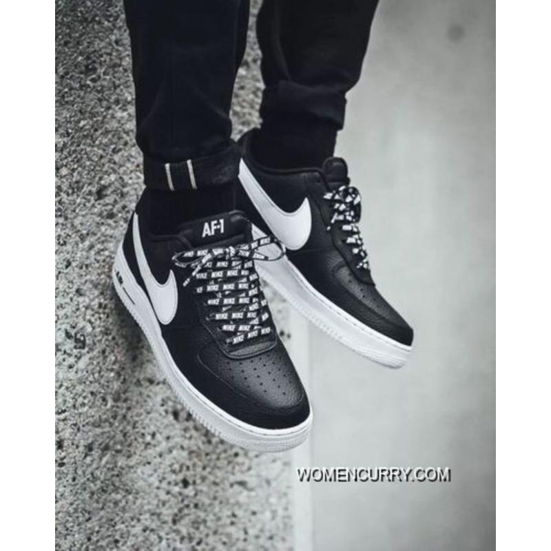 Nike Air Force 1 Low Af1 X To Be Black And White In The Nba Latest ... 482766dcd1aa