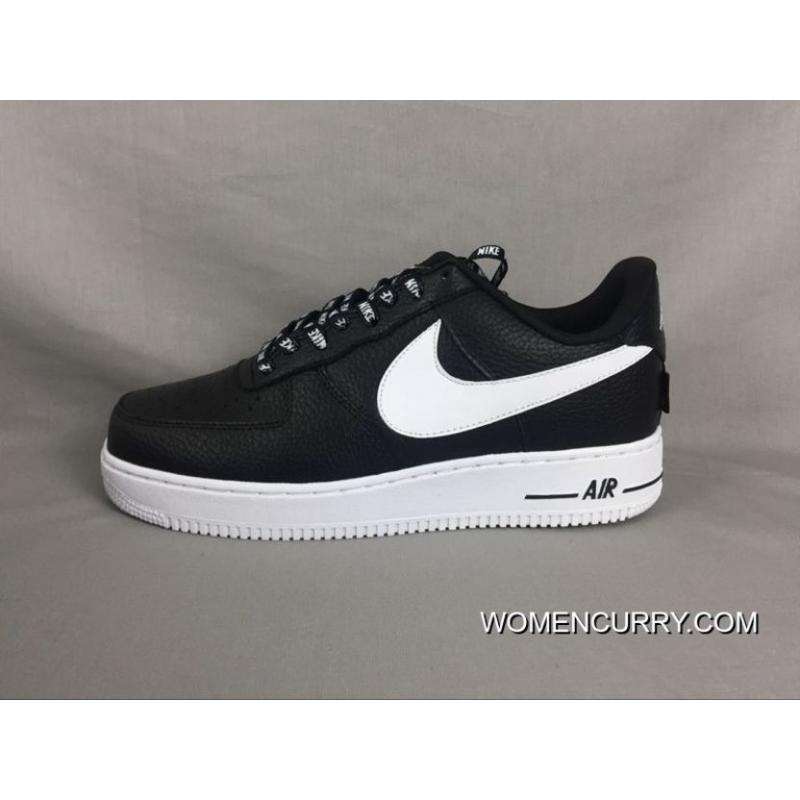 ... Nike Air Force 1 Low Af1 X To Be Black And White In The Nba Latest ... 845286813c47