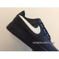 Nike Air Force 1 07 Lv8 Low One Aa4083-001 Black And White New Release