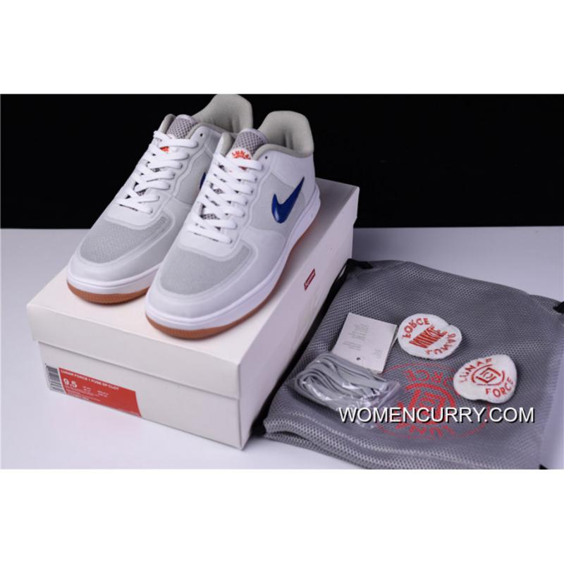 ... New Release Hyx62708 Edison Chen Run CLOT X Brand Nike Air Force 1 Low  Fuse Classic ... 8d706d1a7