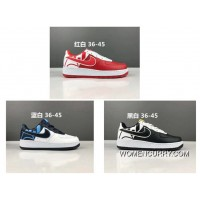 Nike Air Force One Casual Sneaker New Style