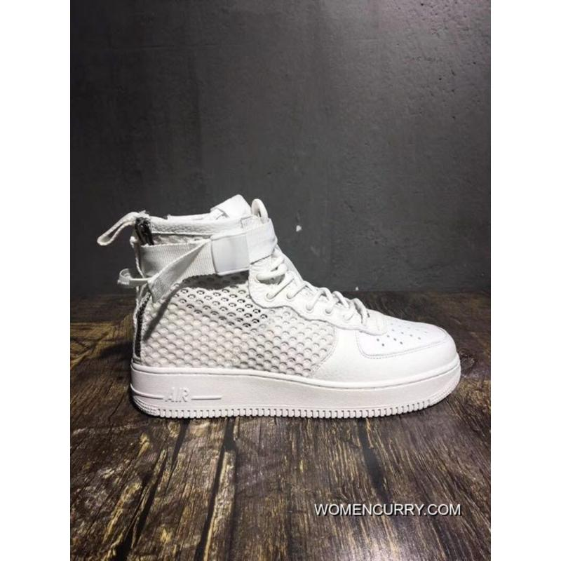 ... Super Deals Nike Special Field SF Af1 Mid Air Force One SF-Mid Top  Zipper ... 5173e51bf