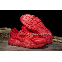 Outlet Nike Air Huarache 1 Big Red Couple 36 45