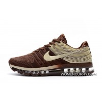 New Nike Air Max Running Shoes Sneakers Trainers Brown Beige - Release For Sale
