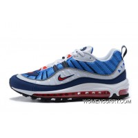 Nike Air Max OG 98 Gundam Joint Version Retro Zoom Running Shoes Outlet