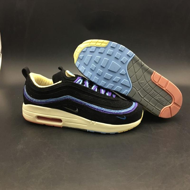 New Style Men Sean Wotherspoon Nike Air Max 97 Hybrid SKU 89377-313 ... e2ff6afd7