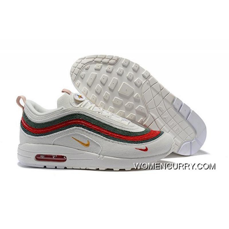 5c1a3a8909dc8f ... Top Deals Men Sean Wotherspoon Nike Air Max 97 Hybrid SKU 78387-321 ...