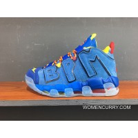 Donates To Charity High Street Wind Nike Air More Uptempo QS Pippen Big Air  Large Air 4365333f6