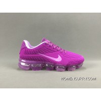 NIKE AIR VAPORMAX FLYKNIT 2018 Purple Authentic