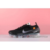 e7c8d07f15 New Release Nike Zoom 2018 Version OFF-WHITE X Air VaporMax AA3831-002 Joint