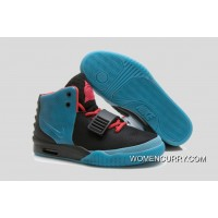 """Glow In The Dark Nike Air Yeezy 2 """"South Beach"""" New Style"""