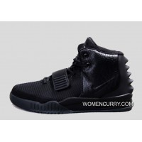 Nike Air Yeezy 2 All Black For Sale