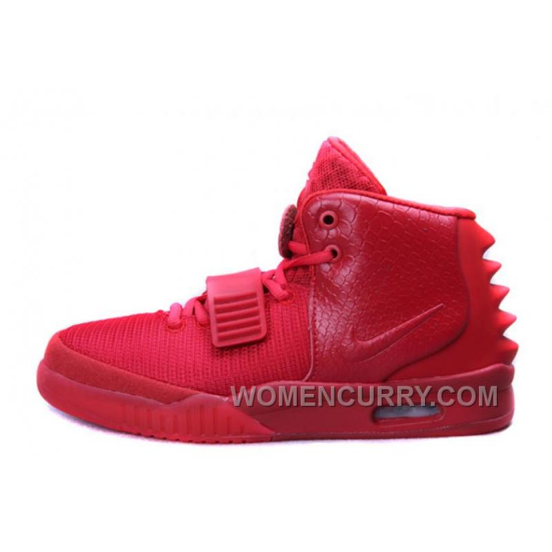 """Air Top Hy8jy The 2 Dark October"""" Yeezy """"red In Deals Nike Glow jcARqS354L"""