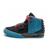 "Nike Air Yeezy 2 ""South Beach"" Glow In The Dark Sole For Sale MYtnNaz"