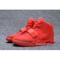 Copuon Code NIKE AIR YEEZY 2 II RED OCTOBER 508214-660 2