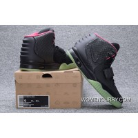 NIKE AIR YEEZY 2 NRG Black Pink 508214-006 For Sale