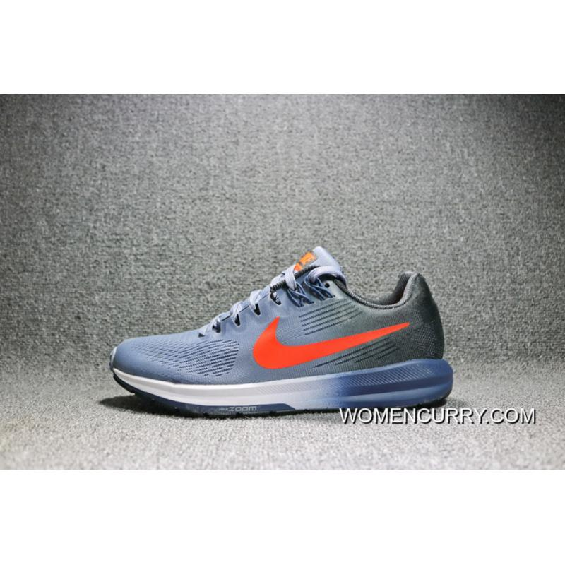 39-45 Sku 904695-406 Nike Air Zoom Structure 21 Lunarepic New Style ... 93779d1c4