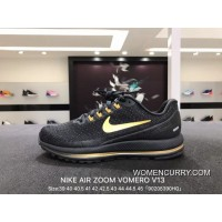 Cheap To Buy Nike Air Zoom Vomero V13 Lunarepic Series Men Sport Shoes Black Treasure 922908-922908 39 40 And 42 5 44 45 43