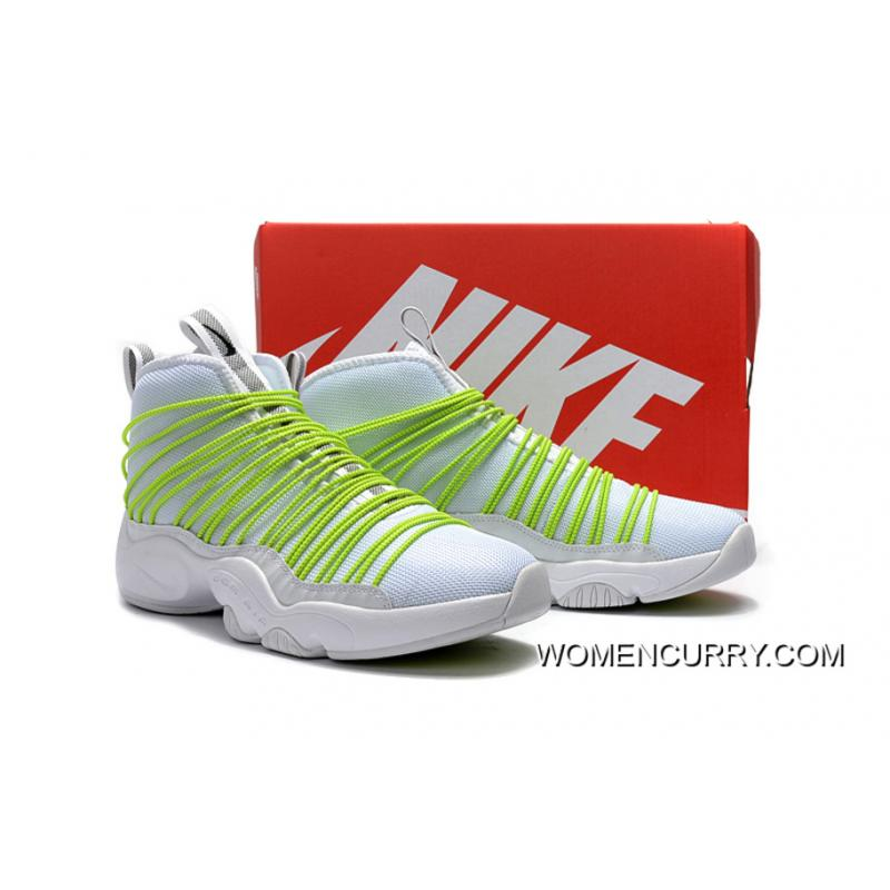 quality design 75d97 701b4 ... netherlands nike zoom cabos gary payton white and green cheap to buy  480df 5a6a4