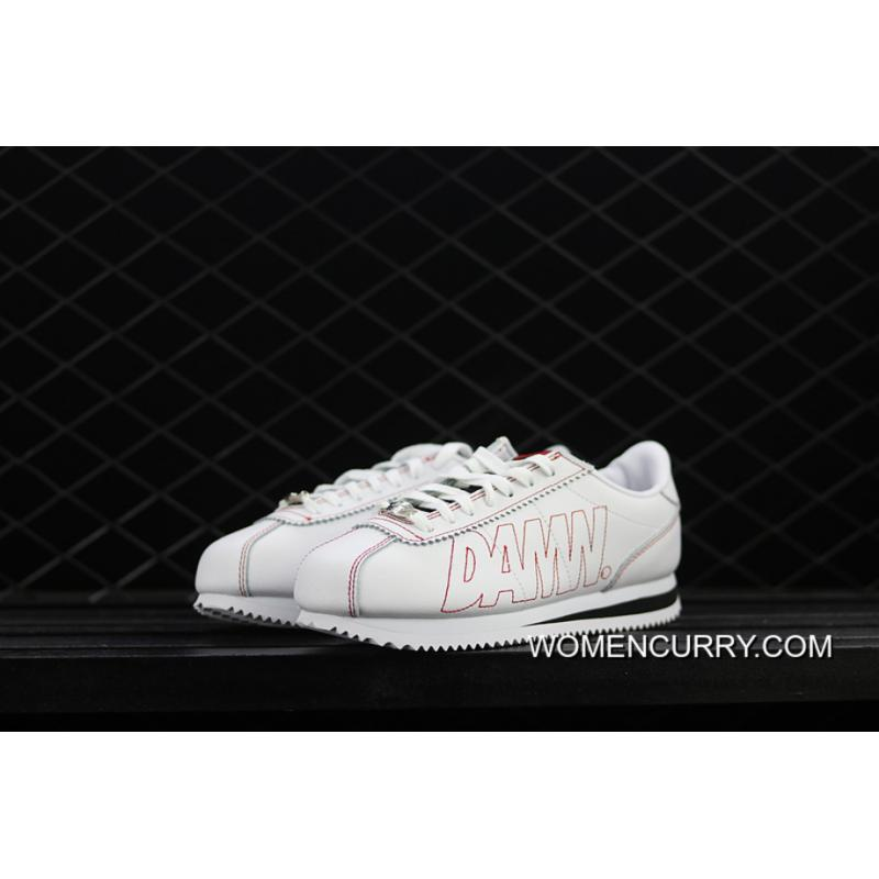 low priced ee5b9 09073 Nike Cortez Kenny 1 Damn Joint Publishing AV8255-106 New Style