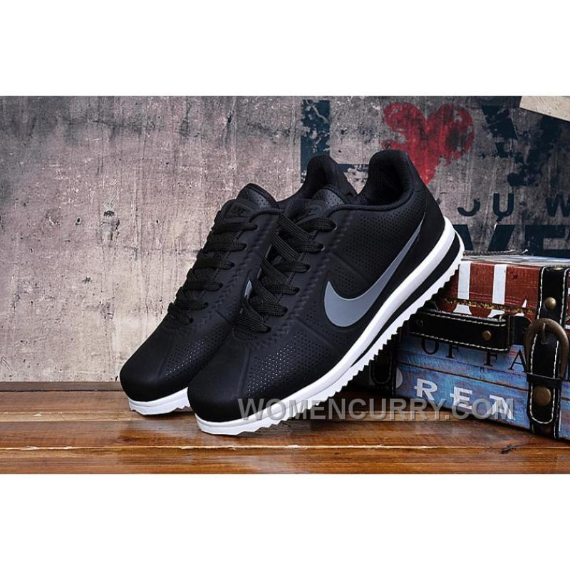 Top Deals GREY BLACK NIKE CORTEZ RETRO 3 ...