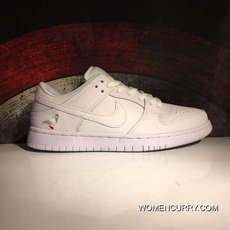 af20d6a8 Nike Dunk Low Sb Trd Qs White Pigeons 13 High Quality Raw Materials ...