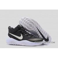 Nike Hyperrev 'Black/White' Men's Basketball Shoes Cheap To Buy