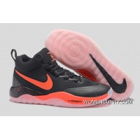 Nike Hyperrev Black Orange Men's Basketball Shoes Copuon Code