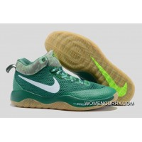 Nike Hyperrev Emerald Green White Men's Basketball Shoes New Release