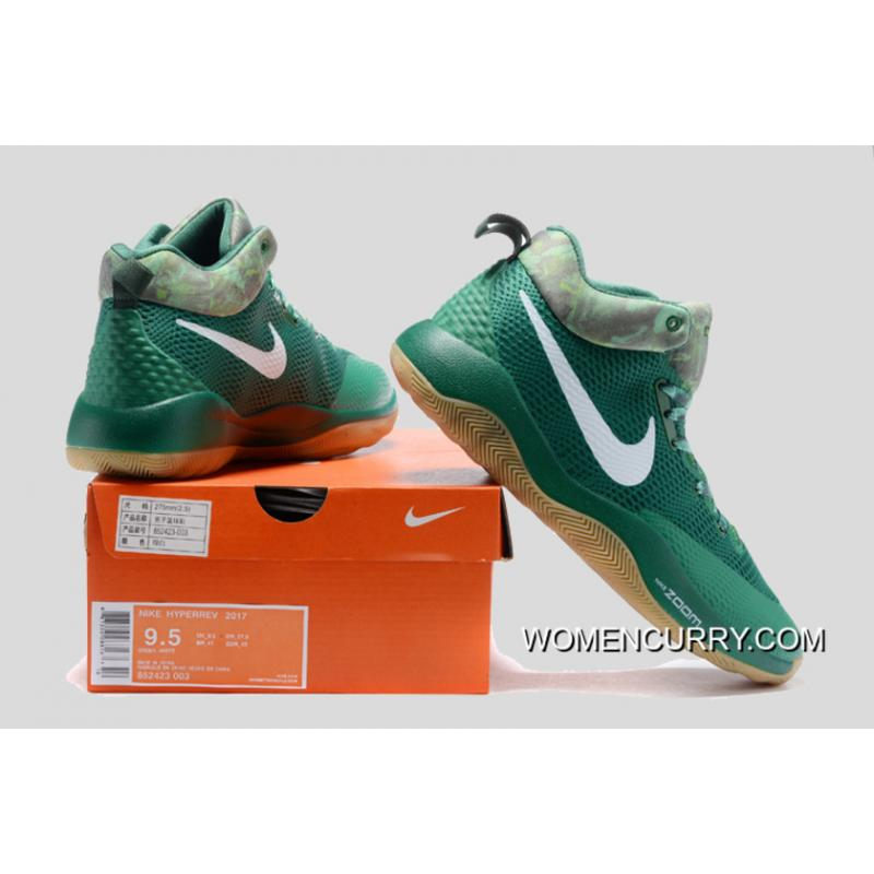 finest selection eb66a 7f9a6 ... denmark nike hyperrev emerald green white mens basketball shoes new  release 00675 6b0f9 top quality nike zoom ...
