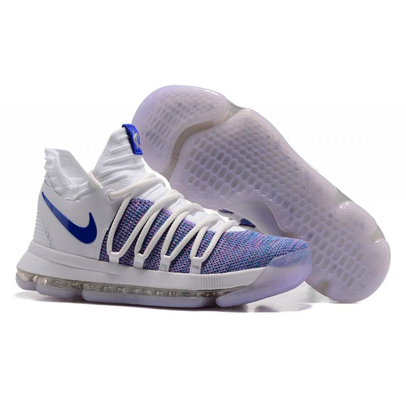 d05b9e7dbc1 USD  94.86  313.04. Nike KD 10 White Blue Best ...