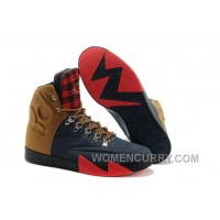"""Nike KD 6 NSW Lifestyle QS """"People's Champ"""" Denim Blue/Ale Brown-University Red For Sale GC52WTw"""