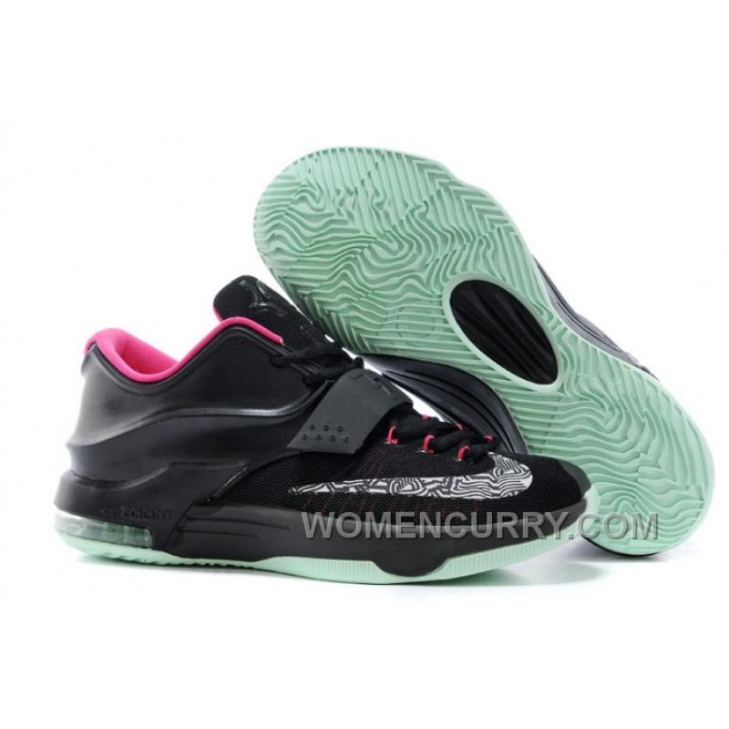 "the best attitude 82f52 c10f4 Nike Kevin Durant KD 7 VII ""Black Yeezy"" Mens Basketball Shoes Lastest AcWcQ"