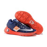 Nike KD Trey 5 IV Obsidian/Bright Crimson/Deep Royal Blue/White Cheap To Buy N5FcaYK