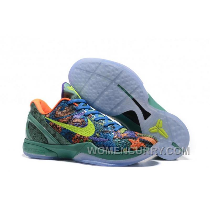 """d6d26ef3461 Nike Zoom Kobe 6 Prelude """"All Star MVP"""" Basketball Shoes For Sale ..."""