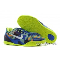 """Brazil"" Nike Kobe 9 EM Game Royal/White-Venom Green Copuon Code"