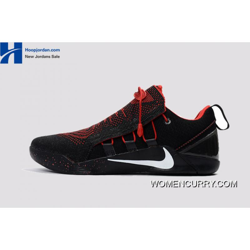 f83241d84889 Nike Kobe A.D. NXT Black Red White Men s Basketball Shoes Top Deals ...