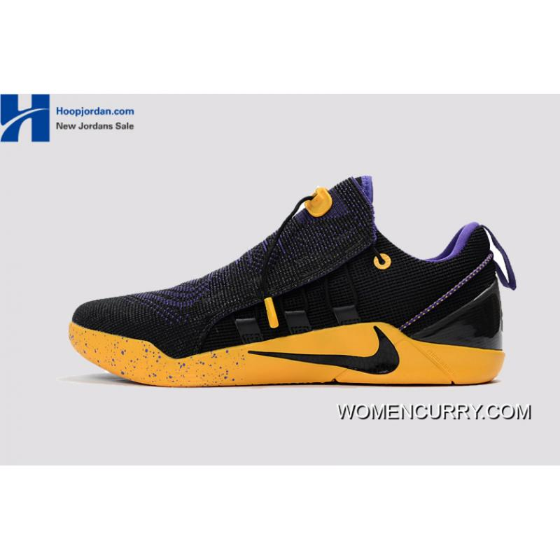 hot sale online c0c1d 5cee5 Nike Kobe A.D. NXT Purple – Black/Yellow Best