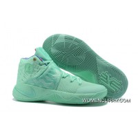 "Cheap ""What The"" Nike Kyrie 2 Green Glow/Green Glow Authentic"