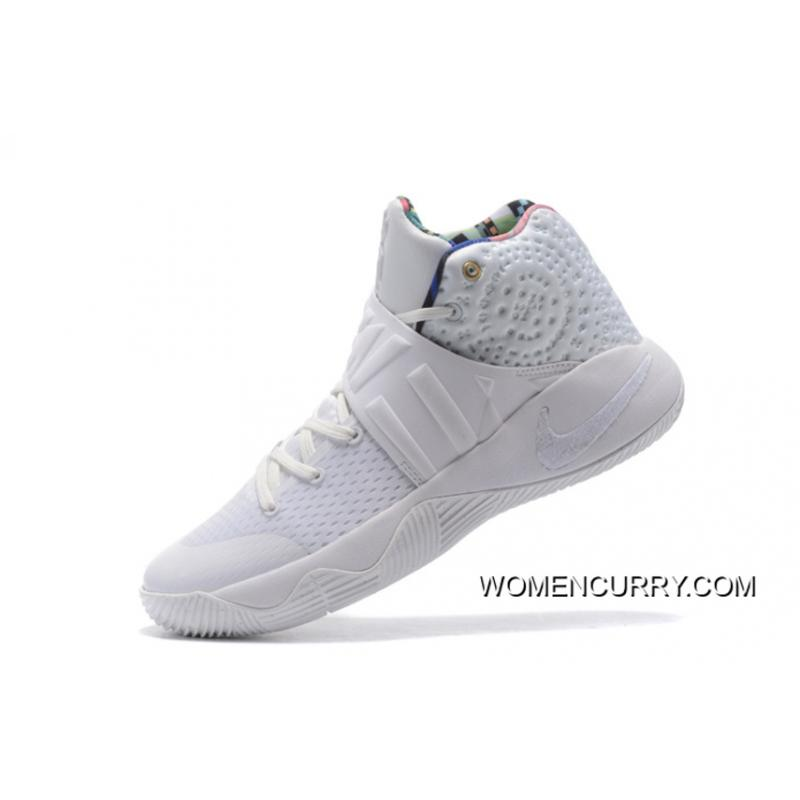 "... Cheap ""What The"" Nike Kyrie 2 Sail/Sail Free Shipping ..."
