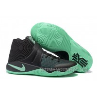 "Nike Kyrie 2 ""Green Glow"" Mens Basketball Shoes Free Shipping QXrk5E"