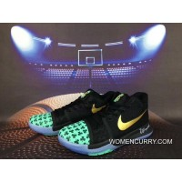 Nike Kyrie 3 Mens Shoes Celtics New Style
