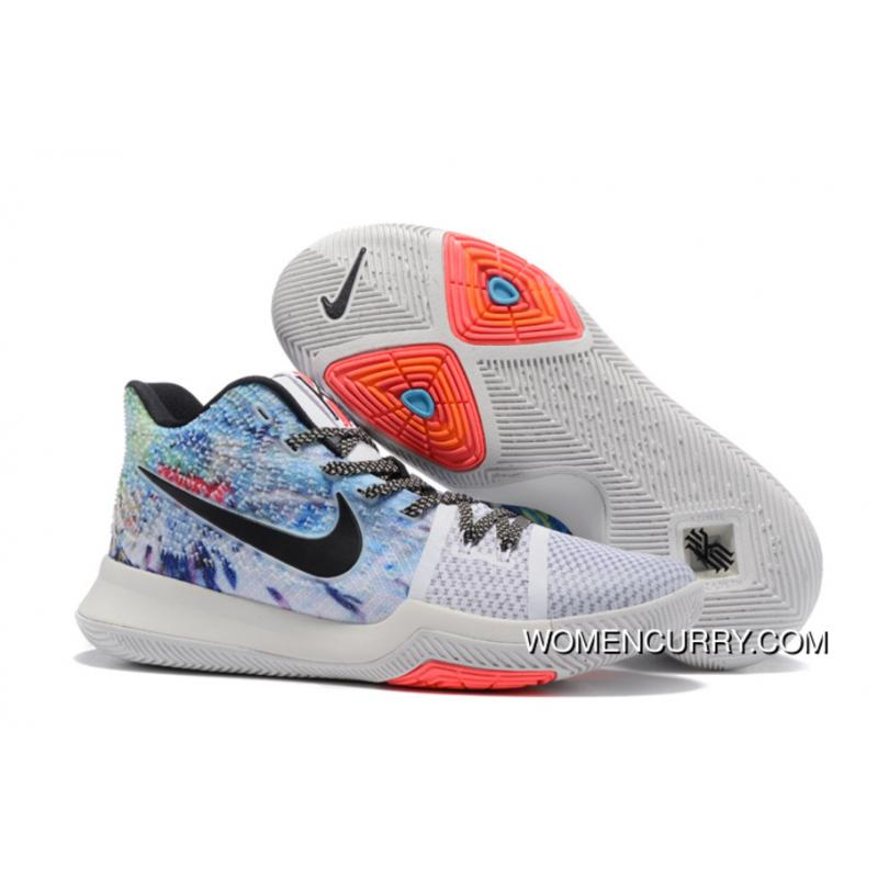 """438963776822 Nike Kyrie 3 """"All-Star"""" On Sale New Release"""