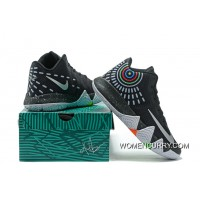 Nike Kyrie 4 Mens Basketball Shoes Black Authentic