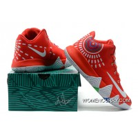 Nike Kyrie 4 Mens Basketball Shoes Red Top Deals