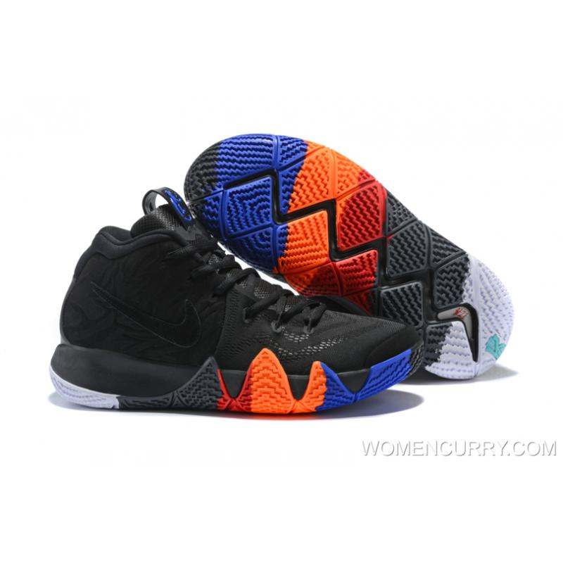 """pretty nice e76f9 1a79e Nike Kyrie 4 """"Year Of The Monkey"""" Anthracite/Black Outlet"""