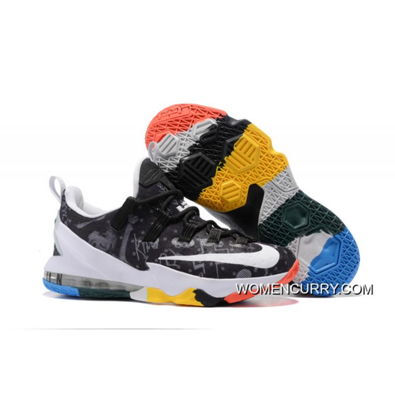 47b735563adf ... low cost nike lebron 13 low limited lebron james family foundation  multicolor online 74206 e056b