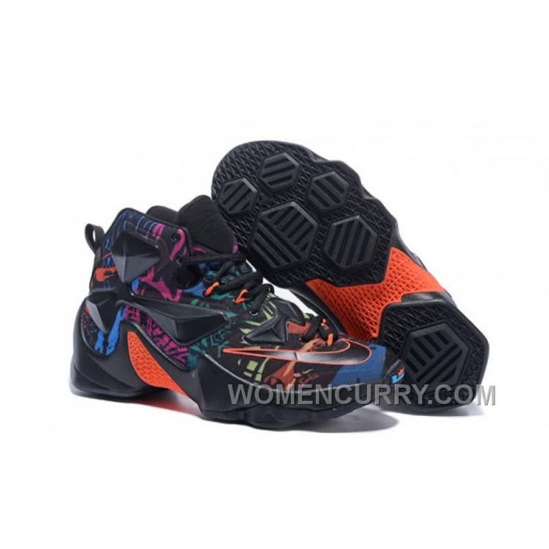 049d602a9a7 ... shop free shipping lebron 13 the akronite philosophy lebron james 2016  c0e74 ac377 coupon code for nike ...